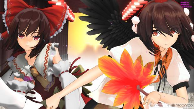 【MMD】和風ロキ【美少女あやれい】