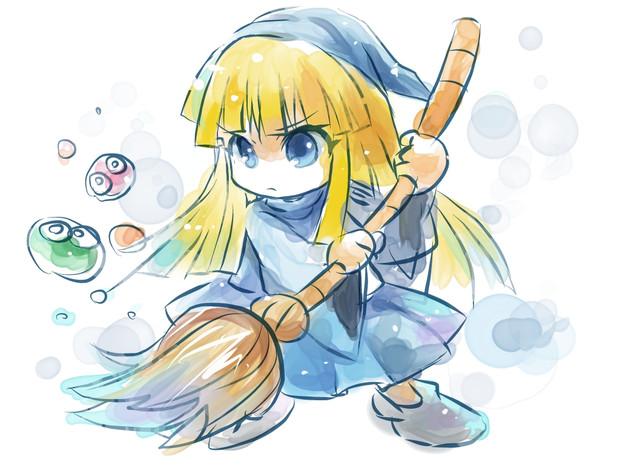 水彩 ぷよぷよ しあわせうさぎ さんのイラスト ニコニコ静画 イラスト