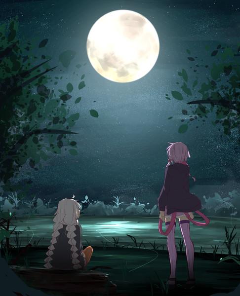 お月見ゆづきず