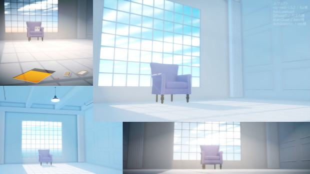 stage_nb13 (命ばっかりOMST)(MMDステージ配布)