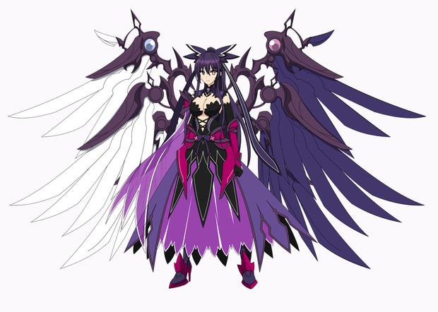 夜刀神天香 (鏖殺公+暴虐公/if)