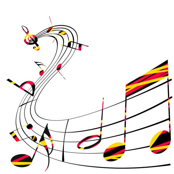 音符イラスト素材 復活のぐーれい さんのイラスト ニコニコ静画