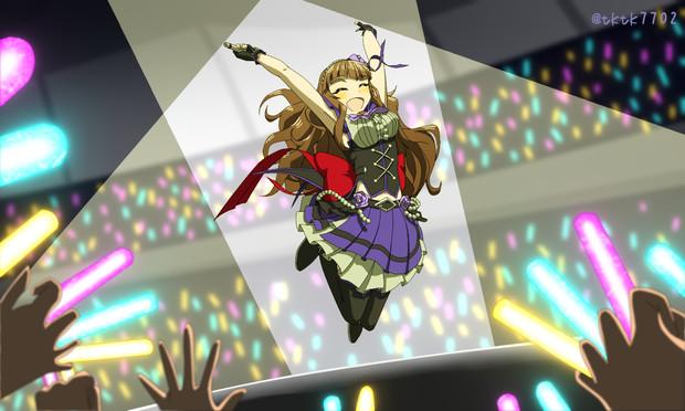 [オーバー・ザ・レインボー]神谷奈緒