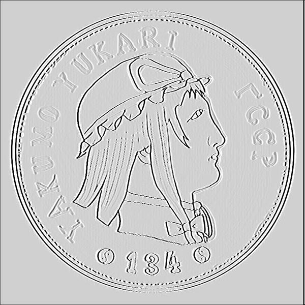 幻想郷のコイン