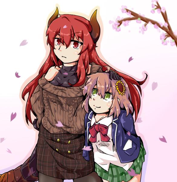 桜ドラひま