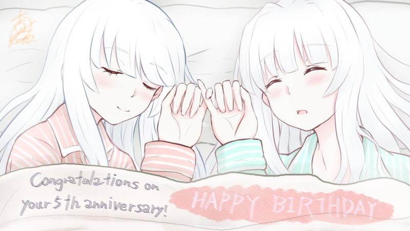 155位 琴葉姉妹五周年