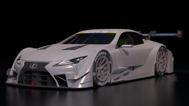 LEXUS LC500 GT500(2019)