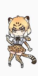 ジャガー【トレースドット絵】