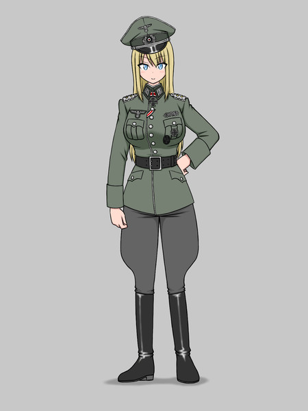 ドイツ陸軍将校