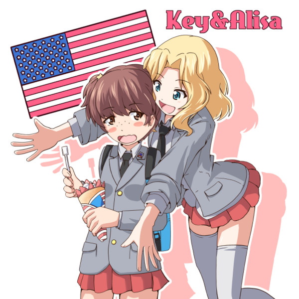 ケイ&アリサ