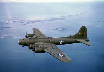 ボーイング B-17 フライングフォートレス