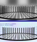 モノクロのステージver1.0 【ステージ配布】