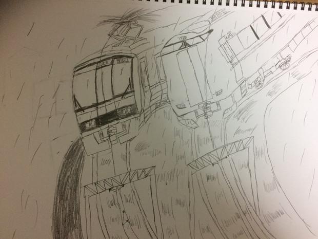 電車でD風 JR西日本207系1000番台対JR西日本287系