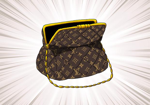 ルイヴィトンのとりよせバッグ