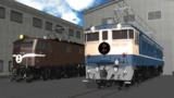 【MMD-OMF9】「令和」ヘッドマーク【MMD鉄道】