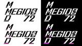【MMDデータ配布あり】MMDメギド72支援ロゴ