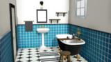 【MMD-OMF9】浴室