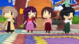 神風型5姉妹 遊園地で大変!