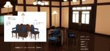 図書館の椅子風のあれver.2