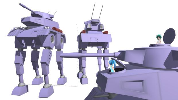 【OMF9】アビテートF44A クラブガンナー【モデル配布】