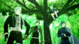 【第3回みどりの静画博】緑髪男士
