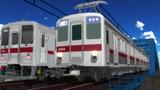 【OMF9】東武妖怪式東武10000系電車(こっちは未更新)