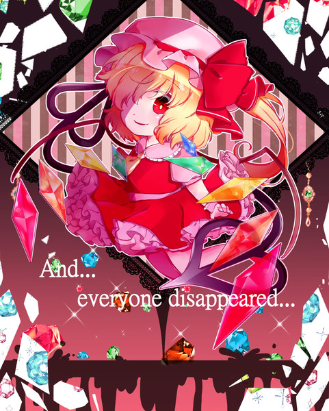 And, everyone disappeared.