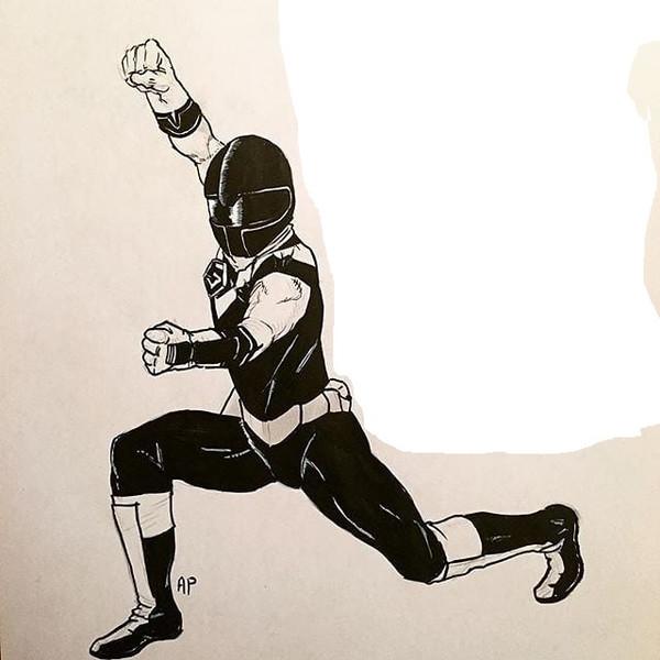 ブラックマスクマン