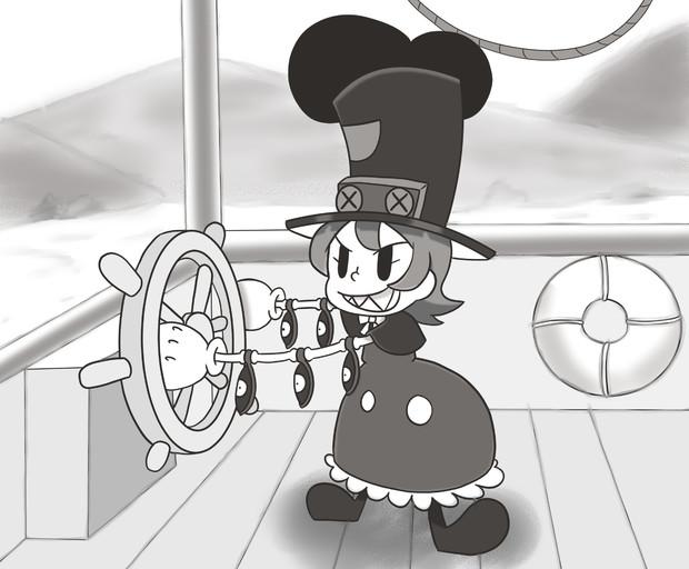 【Skullgirls】蒸気船ピーコック【Peacock】