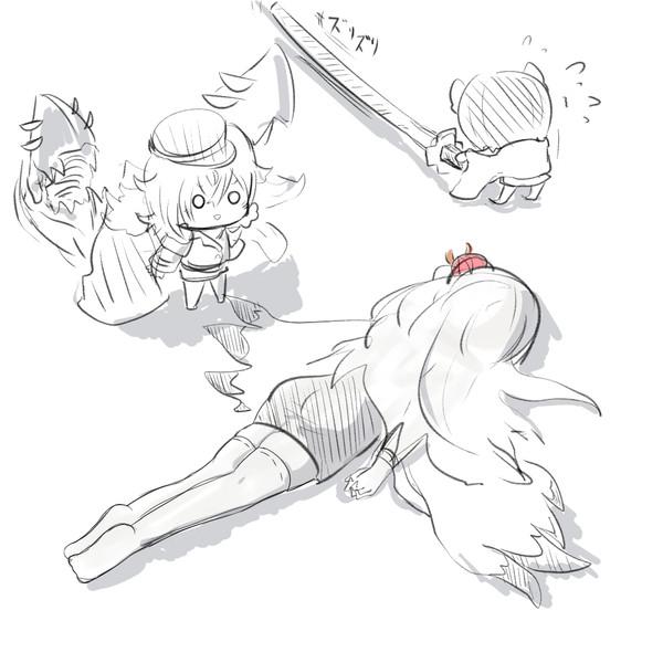 赤城ちゃんが来なかった翔鶴