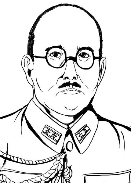 【ワンドロ】忠即尽命 尽忠報国~第三十二軍参謀長・長勇中将