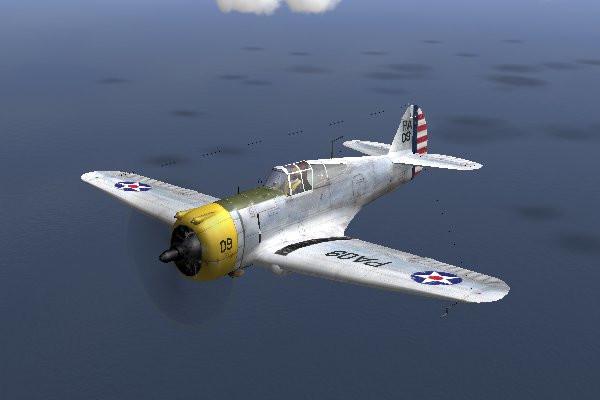 カーチス P-36 ホーク (ホーク75A)