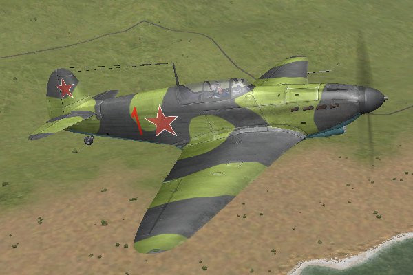 ヤコブレフ YAK-1