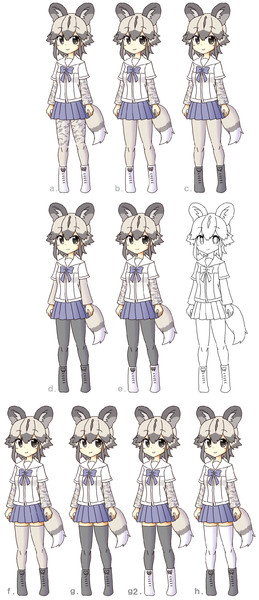 スカート +α2