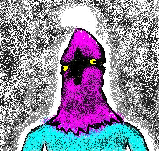 レキューム人(ケムール人を色変えして、ちょい改造しただけ)