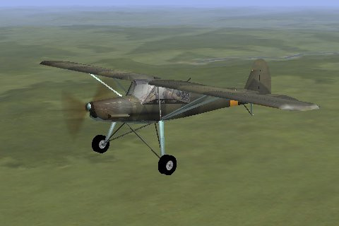 フィゼラー FI156 シュトルヒ