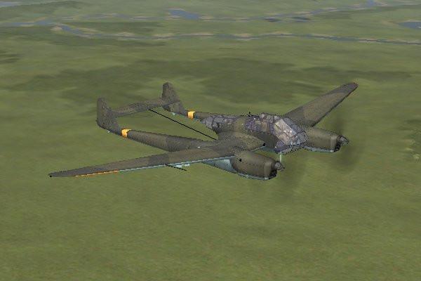 フォッケウルフ FW189 ウーフー