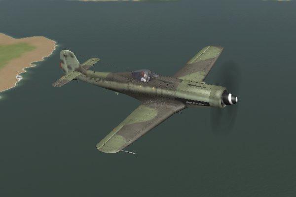 フォッケウルフ TA152