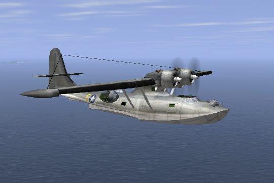 コンソリデーデット PBY カタリナ
