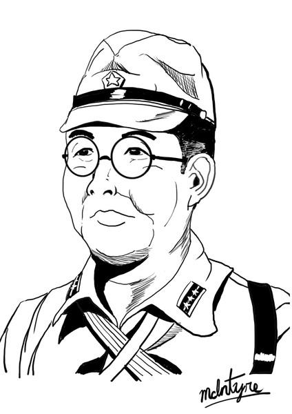 【ワンドロ】義烈空挺隊・帝国陸軍 奥山道郎大尉