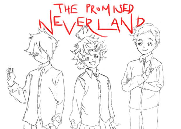 約束のネバーランド