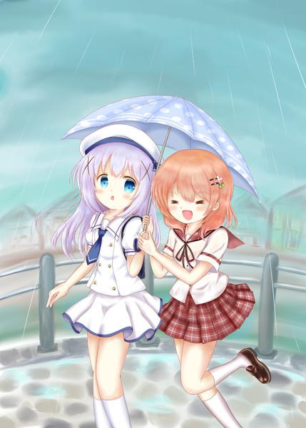 そんな雨模様の帰り道