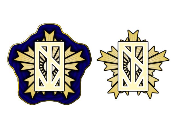 下北沢警察署の警章