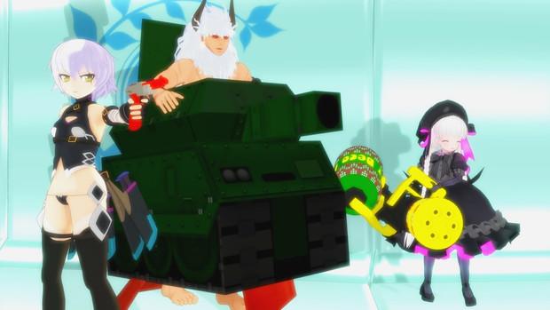 【第3期MMD銃聖戦】「メタルマックスごっこ!」