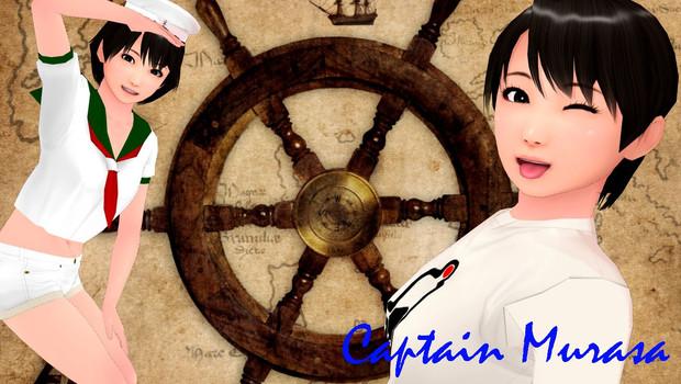 キャプテン村紗(キャプテン・ムラサ)【そばかす式】