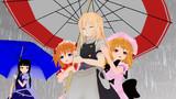 普通の魔法使い魔理沙姉さん#25「梅雨の季節」