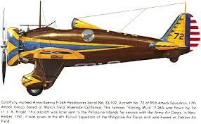 ボーイング P-26 ピーシューター
