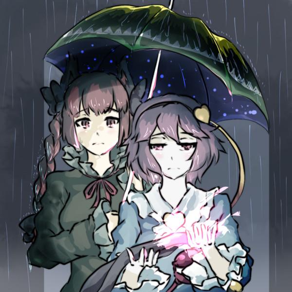 …傘の御礼でしたら、大丈夫ですよ?