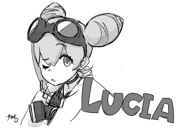 ルチアちゃん