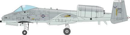 フェアチャイルド A-10 サンダーボルトⅡ